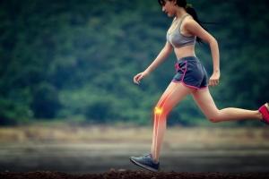 Sportsskader og motionsskader som følge af fysisk aktivitet